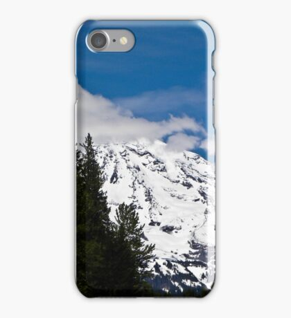 Mt. Rainier - Washington state iPhone Case/Skin