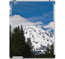 Mt. Rainier - Washington state iPad Case/Skin