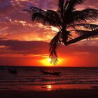 Thai Sunset by Robbie Labanowski