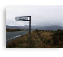 Achill Island Canvas Print