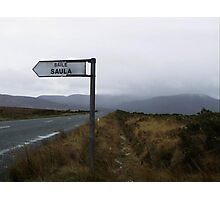 Achill Island Photographic Print
