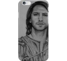D'Artagnan Portrait Illustration iPhone Case/Skin