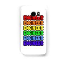Rainbow Engineer Samsung Galaxy Case/Skin