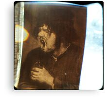 bitter medicine Canvas Print