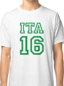 ITALY 16 Classic T-Shirt
