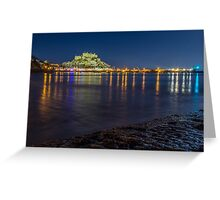 Jersey - Mont Orgeuil Castle Greeting Card