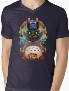 Our Favorites Mens V-Neck T-Shirt