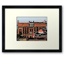 What is the Rush 1 Framed Print
