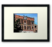 What is the Rush 2 Framed Print