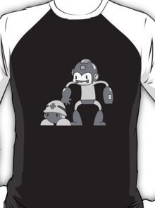 Steam Boat Megaman T-Shirt