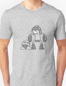 Steam Boat Megaman T-Shirt