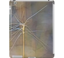 Grass abstract iPad Case/Skin