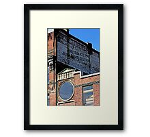 What is the Rush 4 Framed Print