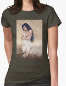Tarnished Womens Fitted T-Shirt