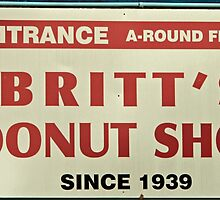 Britts Famous Doughnuts by Cynthia48