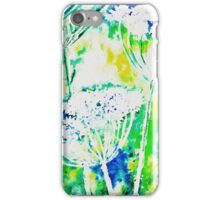 Cow Parsley iPhone Case/Skin