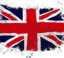 Union Jack - UK- Flag by Port-Stevens