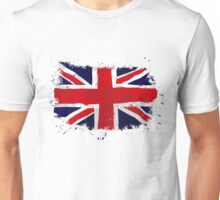 Union Jack - UK- Flag Unisex T-Shirt