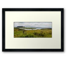 Sterkfontein Dam, South Africa Framed Print