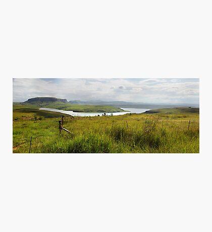 Sterkfontein Dam, South Africa Photographic Print