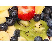 Do you feel your mouth watering?  Photographic Print