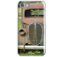 Rusted Antique Truck iPhone Case/Skin
