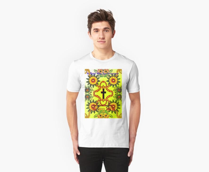Sunny Side Up Tee Shirt by Charldia