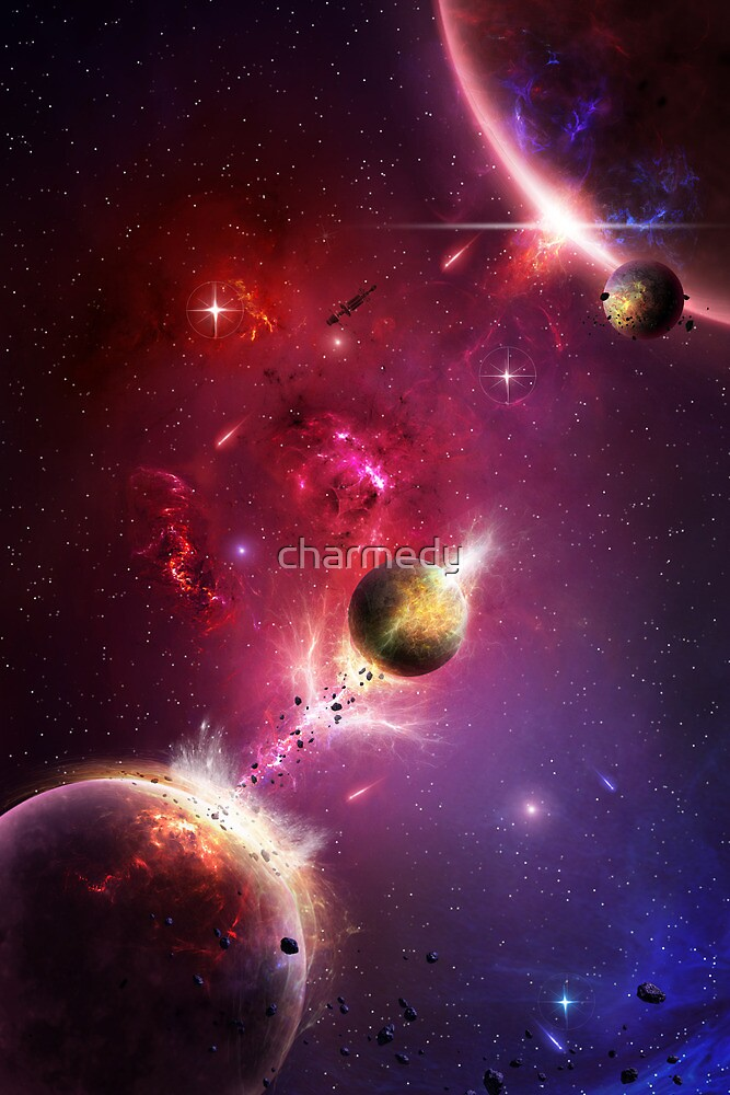 The Flare by charmedy