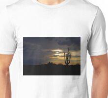 Picacho Silhouette Unisex T-Shirt