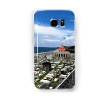San Juan Cemetery - San Juan Puerto Rico Samsung Galaxy Case/Skin