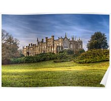 Sheffield Park Mansion Poster
