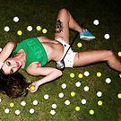 Crazy golfer !! by markphotos1964