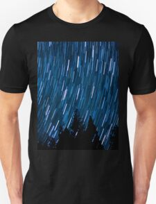 Yosemite night sky T-Shirt