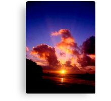 BEAUTIFUL DAY Canvas Print