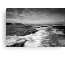 Spanish Point-Co. Clare Ireland Canvas Print