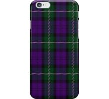 00437 Baillie Highland Society Tartan iPhone Case/Skin