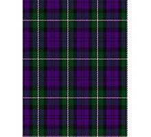 00437 Baillie Highland Society Tartan Photographic Print
