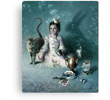 Little Empress Canvas Print
