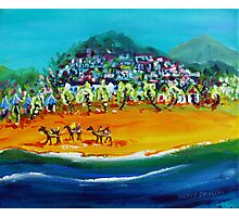 Airlie Beach Camels Photographic Print