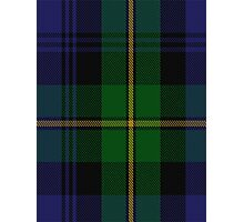 00438 Baillie William Wilson Clan/Family Tartan Photographic Print