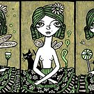 Absinthe, Incense & Peppermint by Anita Inverarity