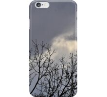 Grey Sky iPhone Case/Skin
