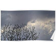 Grey Sky Poster
