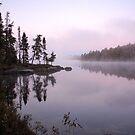 Cummings Lake by Jason Vickers