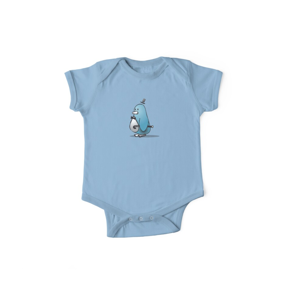 Niles the Penguin by CSDesigns