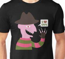 I Love Naps Unisex T-Shirt
