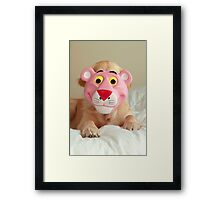 The Return of the Pink Panther Framed Print