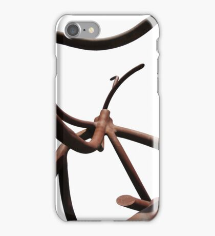 Abstract Roots Sculpture Photograph iPhone Case/Skin