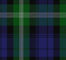 00440 Baillie of Polkemment Clan/Family Tartan  by Detnecs2013