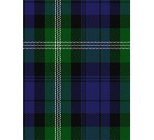00440 Baillie of Polkemment Clan/Family Tartan  Photographic Print